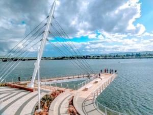 Grant Street Pier, Vancouver WA